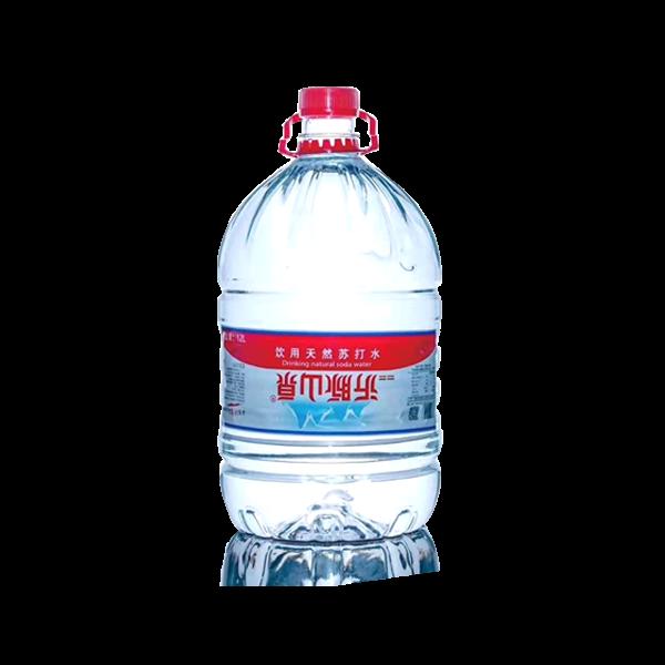 天然苏打水12升一次性桶